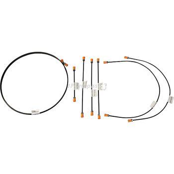 Bremsleitungssatz CLASSIC -- JP GROUP