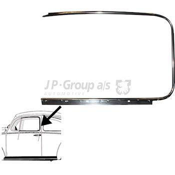 Zier-/Schutzleiste, Tür -- JP GROUP, VW, KAEFER, Einbauseite: LV...