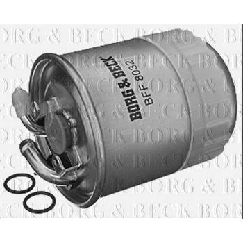 Kraftstofffilter -- BORG BECK, MERCEDES-BENZ, JEEP, E-KLASSE (W211), ...