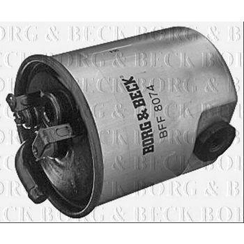Kraftstofffilter -- BORG BECK, MERCEDES-BENZ, A-KLASSE (W168), ...