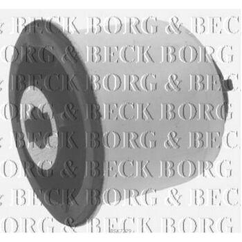 Lagerung, Achsträger -- BORG BECK, PEUGEOT, CITROËN, 307 (3A/C), C4 I...