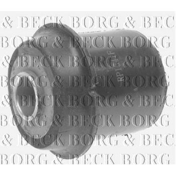 Lagerung, Achsträger -- BORG BECK, AUDI, A6 Avant (4B5, C5), (4B2,