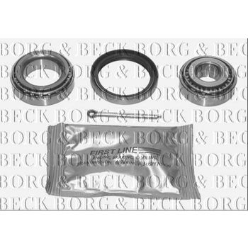 Radlagersatz -- BORG BECK, NISSAN, CHERRY III (N12), II Hatchback...
