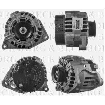 Generator -- BORG BECK, AUDI, VW, SKODA, A6 Avant (4B5, C5), (4B2,, ...
