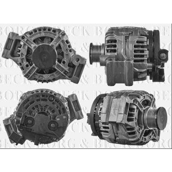 Generator -- BORG BECK, BMW, 3 (E90), 1 (E87), (E46), Compact, ...