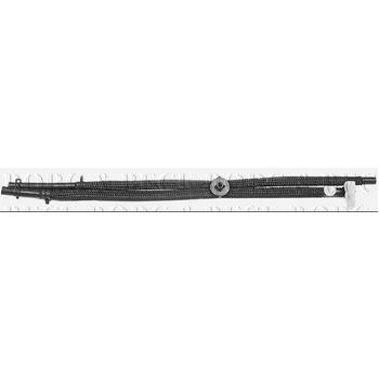 Druckleitung, Drucksensor (Ruß-/Partikelfilter)