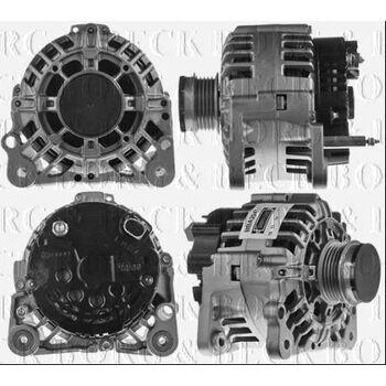 Generator -- BORG BECK, VW, AUDI, PASSAT Variant (3B6), (3B5), A4...